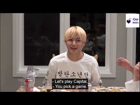 Wanna play Capital game with BTS??