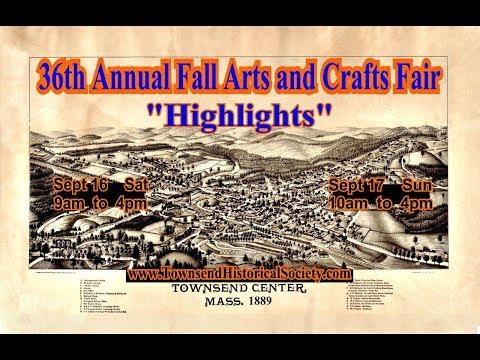 Townsend Arts & Crafts Fair 2017... Highlights
