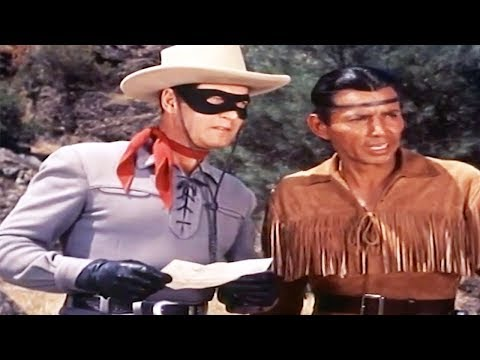 The Lone Ranger | Quicksand | HD | TV Series English Full Episode