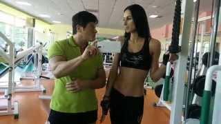 тренировки при диастазе и кесаревом
