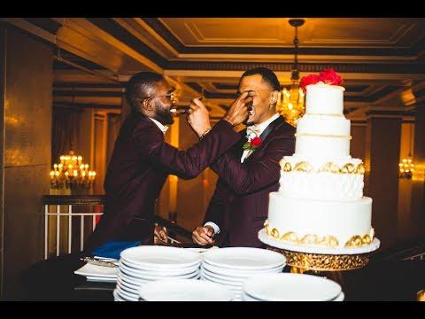 our-black-gay-wedding-|-gay-wedding-video-youtube-|-®terrell-&-jarius---official