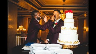 OUR BLACK GAY WEDDING GAY WEDDING VIDEO YOUTUBE TERRELL JARIUS OFFICIAL