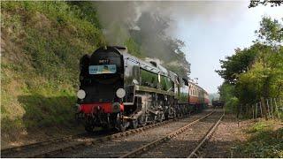 Severn Valley Railway - Autumn Steam Gala - 2015