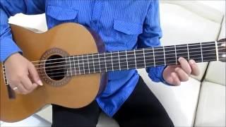 Belajar Kunci Gitar Rizky Febian Kesempurnaan Cinta Intro