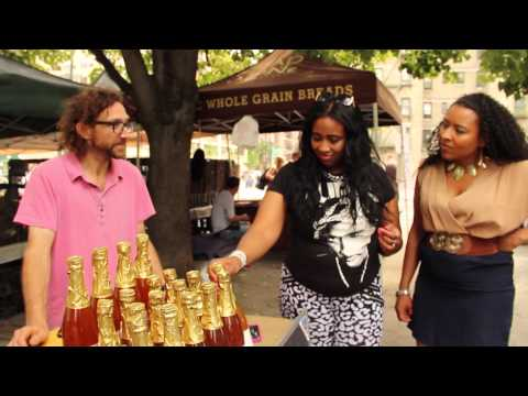 Morningside Park Farmers NYC Market on Let's Get Greedy! #11 Food Review