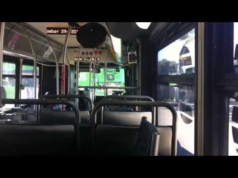 Culver City bus Line 6 ride 9/29/2013 - 7123