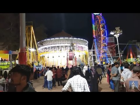 Numaish 2018 | World's Largest All India Industrial exhibition | Hyderabad | Nampally exhibition