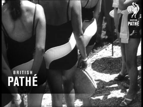 Download Miss Cinema 1960 Elected In Italy  (1960)