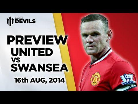 Liga Inggris  - Jadwal dan Prediksi Manchester United vs Swansea City, EPL 16 Agustus 2014