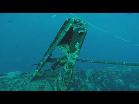 Wreck diving - SS Thistlegorm
