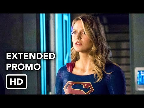 """Supergirl 3x15 Extended Promo """"In Search of Lost Time"""" (HD) Season 3 Episode 15 Extended Promo"""