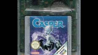"""Casper"" Game Boy Color gameplay (no commentary)"