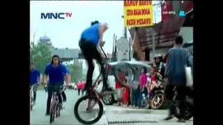 Video Go BMX episode 78 - Jakarta Rolling download MP3, 3GP, MP4, WEBM, AVI, FLV Mei 2018