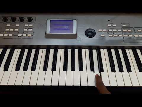 Padaiyappa  Title Bgm | Keyboard Tutorial |part 1| RAJINI |