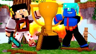 Minecraft: MELHOR TIME DO MUNDO - SKYWARS ‹ AMENIC ›