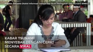 Hoax Tsunami Gempa Malang
