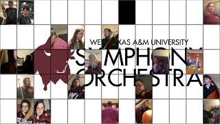 A gift for all graduates; WTAMU Virtual Symphony