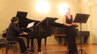 Alban Berg  - Sommertage - Megi Chikhradze