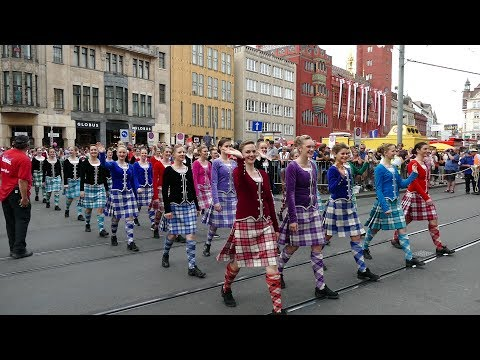Basel Tattoo Parade 2017 Le défilé en intégralité.