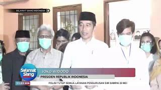 Gambar cover Ibunda Presiden RI Joko Widodo, Hj  Sudjiatmi Notomihardjo Tutup Usia - SELAMAT SIANG INDONESIA