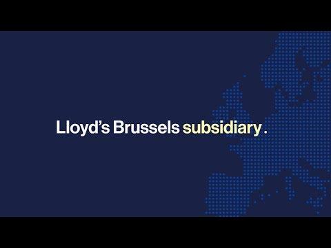 Lloyd's Brussels subsidiary