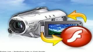 Wondershare Video to Flash Encoder