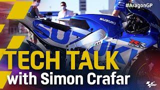 Devices in MotoGP: Tęch Talk with Simon Crafar