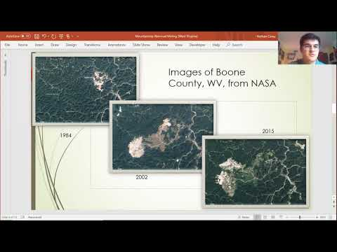Mountaintop Removal Mining - Environmental Conflict