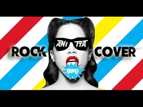 "Anitta - ""Bang"" (Rock Cover by Navz)"