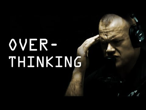 How to NOT Overthink.  Act NOW With an Adaptable Plan - Jocko Willink