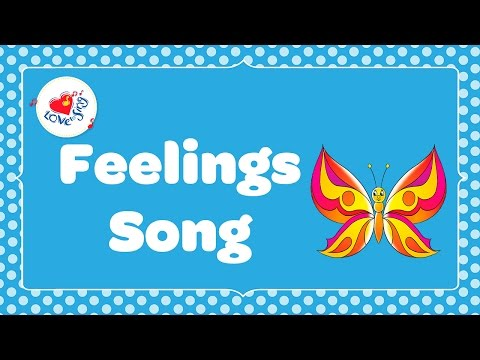 The Feelings Song 😄😢😠 | Emotions Song for Kids | Children Love to Sing