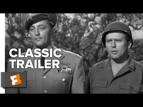One Minute To Zero 1952    Robert Mitchum, Ann Blyth Movie HD