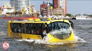 Kendaraan 2 Alam ( Amfibi ) yang mesti Kalian kendarai setidaknya sekali seumur hidup