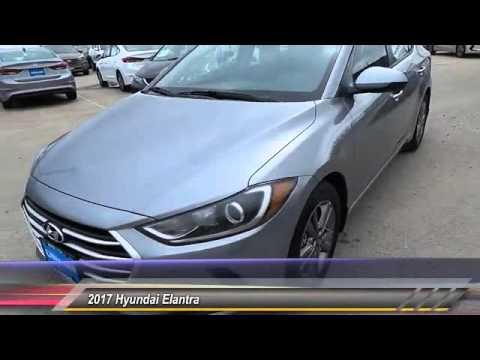 2017 Hyundai Elantra Odessa TX HH027181