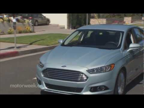 First Impressions: 2013 Ford Fusion