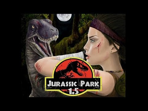 Jurassic Park 1.5 FULL LENGTH FEATURE FILM (MOVIE of The Game) - Adam Koralik