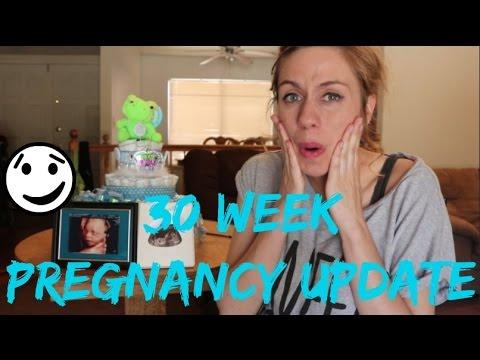 30 WEEKS PREGNANCY UPDATE: INCONTINENCE BRAXTON HICKS ...