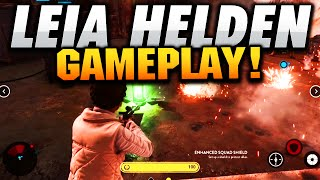»PRINZESSIN LEIA« Helden Multiplayer Gameplay Star Wars Battlefront 2015