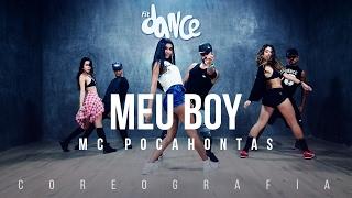 Meu Boy - MC Pocahontas - Coreografia |  FitDance TV