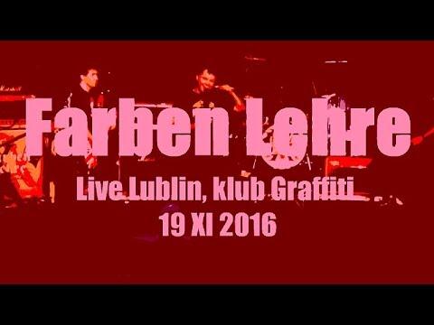 Farben Lehre - Live Lublin 2016