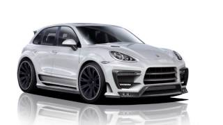 LUMMA Design - Porsche Cayenne CLR 550 GT Videos