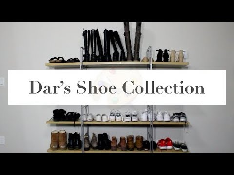 Dar's Shoe Collection