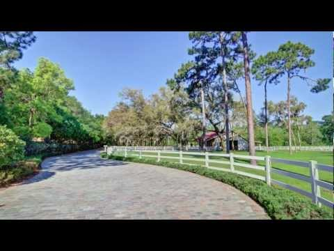 Enjoy Luxurious Living at this Equestrian Estate for Sale in Odessa