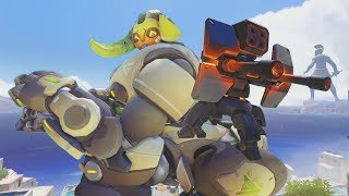 Overwatch - The Mobile Turret