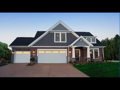 Little Rock Craftsman C2 | 3rd Bay | Centerra Ridge | Evansville, IN