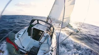Upwind sailing ain't always fun, but it's still sailing - Ep27 - The Sailing Frenchman