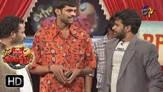 Kiraak RP Performance | Jabardasth | 9th December 2016 | ETV  Telugu