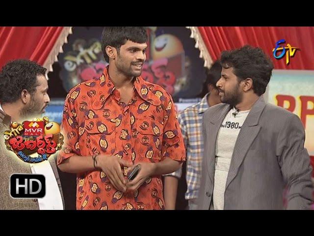 Kiraak RP Performance | Jabardasth | 9th December 2016 | ETV  Telugu