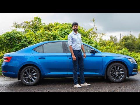 Skoda Superb Sportline - Comfortable & Very Practical Sedan | Faisal Khan