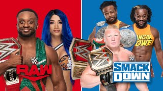How WWE Should Handle The RAW & SmackDown Draft